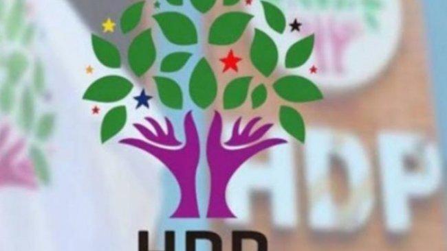 Urfa'da HDP İlçe Başkanı gözaltına alındı