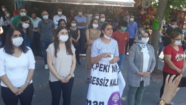 Musa Orhan'ı protesto eden HDP'lilere 1 milyon TL ceza