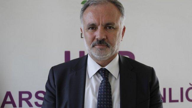 Ayhan Bilgen: HDP yapamadıklarının, söyleyemediklerinin bedelini ödemektedir