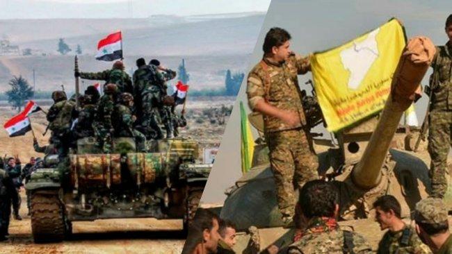 DSG'den 'Şam formulü anlaşması' iddialarına ilişkin açıklama