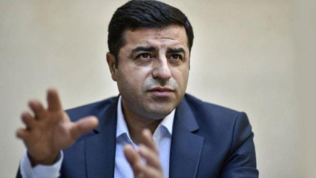 Demirtaş'tan AİHM'nin kararına tepki gösterenlere yanıt