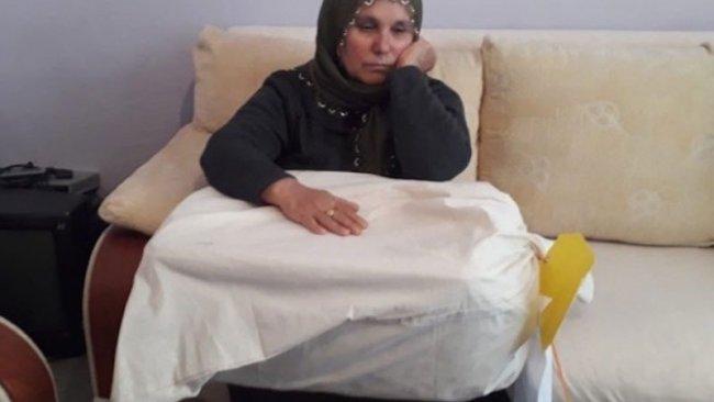 Oğlunun cenazesi kargo ile gönderilen Halise Aksoy, gözaltına alındı
