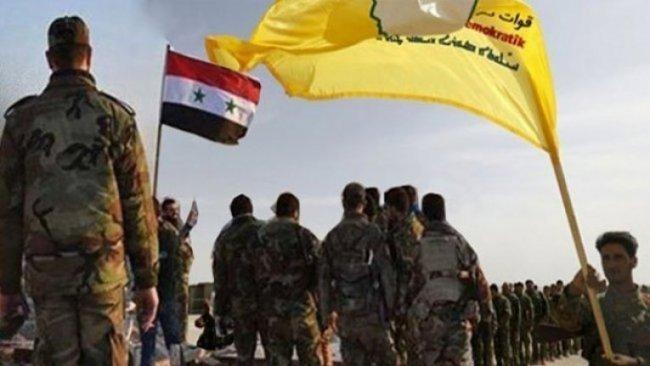 'Ruslar Fırat bölgesini DSG'den alıp Şam'a vermek istiyor'
