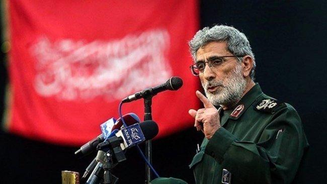 DMO Komutanı Kaani'den Kazimi'ye destek, Şii gruplara uyarı
