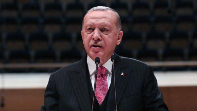 Erdoğan: En tepedeki kişilerle sıkıntı yaşıyoruz