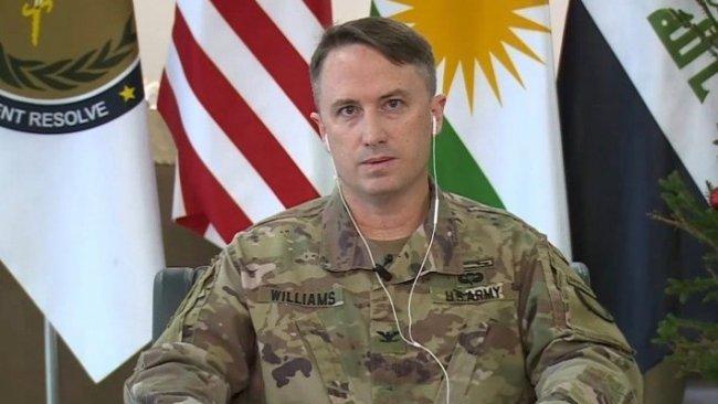 Koalisyon Komutanı:  Peşmerge ile yakın koordinasyon içerisindeyiz