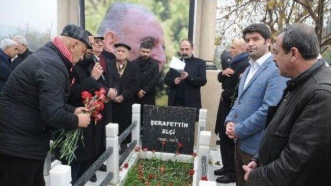 Kürt siyasetçi Şerafettin Elçi mezarı başında anıldı