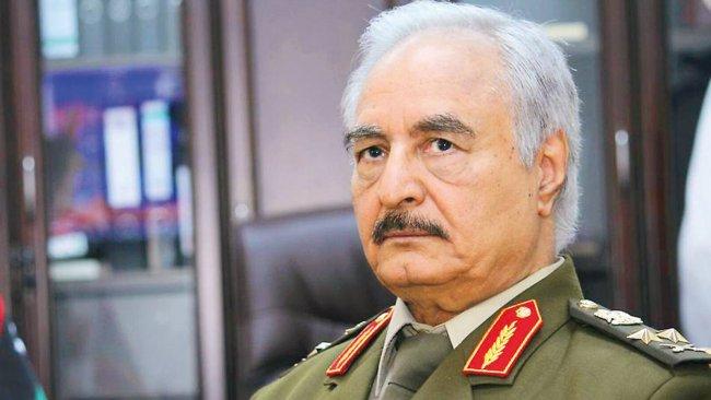 Hafter güçlerine talimat verdi: 'Türkiye savaşı seçti'