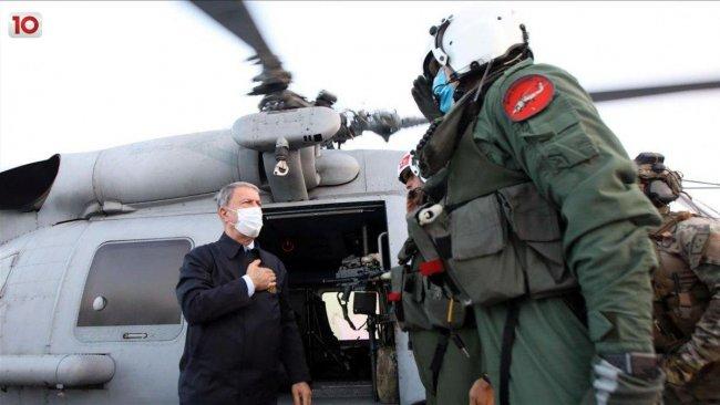 Hafter'in savaş çağrısı sonrası Türkiye'den Libya'ya üst düzey ziyaret