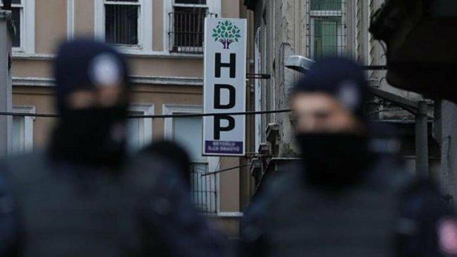 Son 4 yılda HDP'ye yönelik operasyonların bilançosu