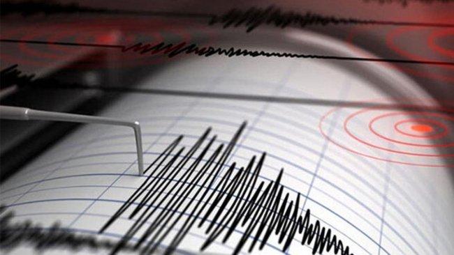 Elazığ'da 5.6 büyüklüğünde deprem!