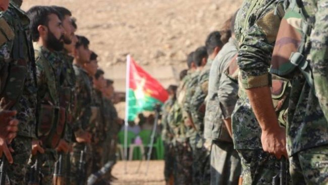 Şengal'de YBŞ'lilere gözaltı