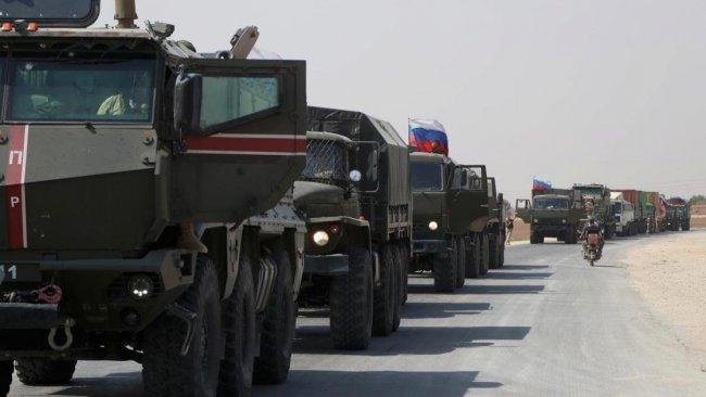 Rusya'dan Ayn İsa'ya askeri polis sevkiyatı