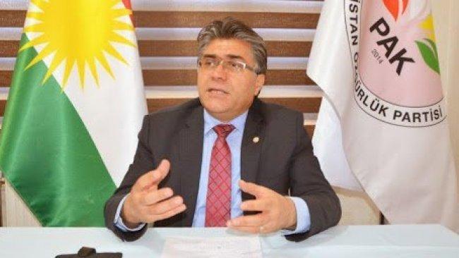 Mustafa Özçelik: Dört adım Kürtler için tarihsel kazanımların kapısını açabilir