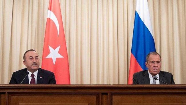 Türkiye ve Rusya'dan S-400 yaptırımlarına ilişkin açıklama