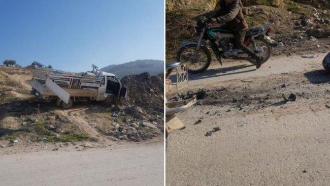 ABD savaş uçaklarından İdlib'de hava saldırısı