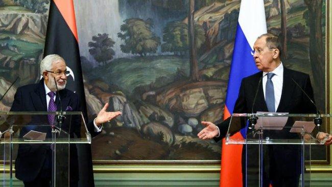 Lavrov'dan Libya'da diyalog çağrısı
