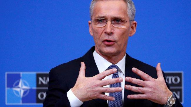 NATO'dan 'biyolojik silah' uyarısı