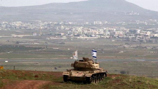 İsrail: Suriye'de 50 hedefe saldırı düzenledik
