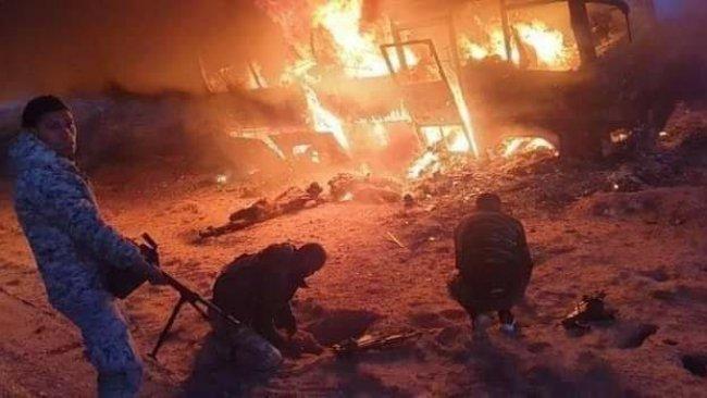 Reuters: Deyr ez Zor'da öldürülenler Suriye askerleri