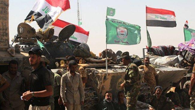 Haşdi Şabi'den 'ABD askerleri ülkeden çıkarılsın' çağrısı