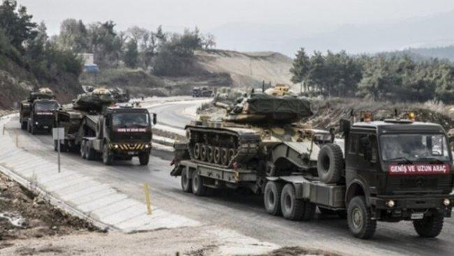 Türkiye İdlib'e askeri sevkiyatını sürdürüyor