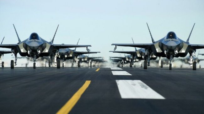 İsrail, Türkiye'ye verilmeyen F-35'leri istiyor