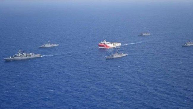 Kathimerini: Türkiye Doğu Akdeniz'deki faaliyetlerinden vazgeçecek