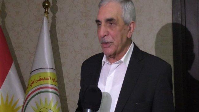 ENKS Başkanı: Peşmergelerin dönüşü için özel askeri komiteler kuracağız