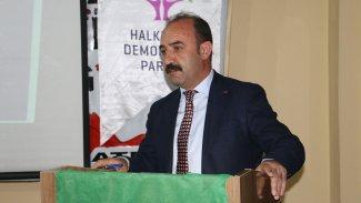 HDP'li eşbaşkan hakkında tahliye kararı