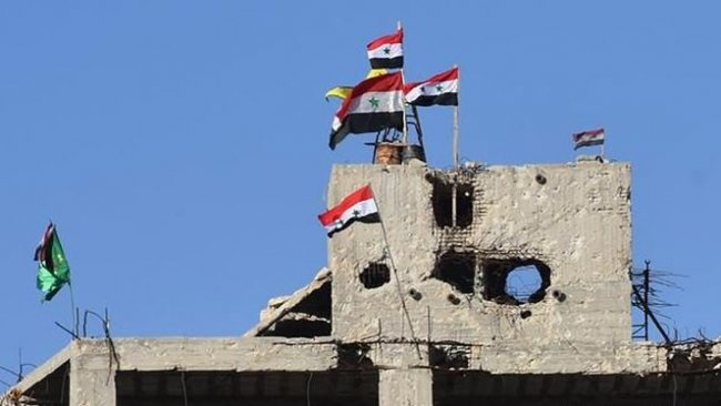 ABD'den Rusya'ya: Şam'ı ikna edin