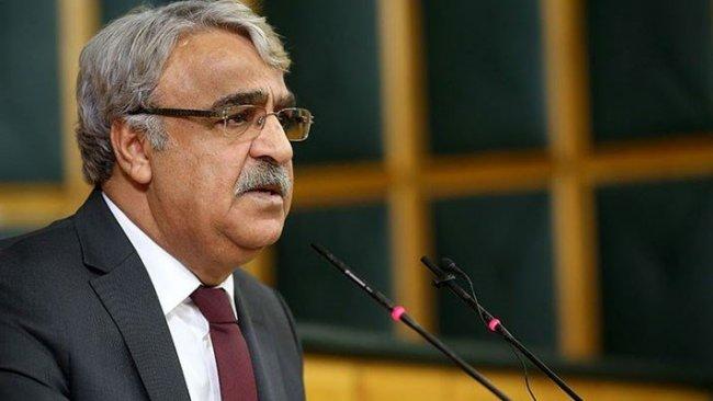 HDP Eş Genel Başkanı Sancar: Kürt şehirlerinde kayyumları yenilgiye uğrattık