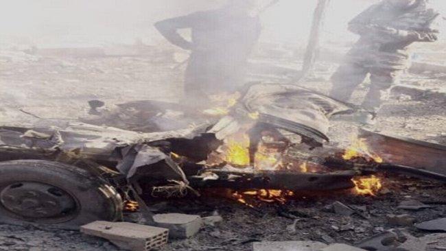 Serekaniye'de patlama
