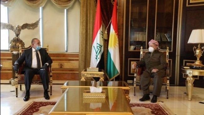 Başkan Barzani: Kürdistan halkı her türlü çekişme ve mezhepçilikten uzak durdu