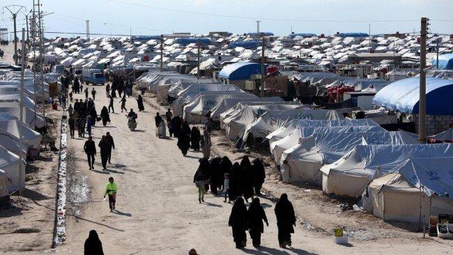Irak, DSG'nin elindeki IŞİD'li ailelerini getirme planından vazgeçti