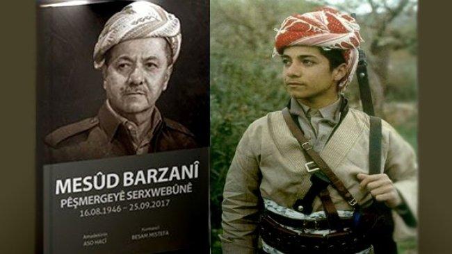 'Mesut Barzani Bağımsızlık Peşmergesi' kitabı okurlarıyla buluştu