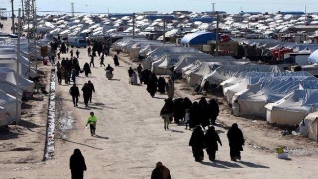 Rojava'daki Hol Kampı'nda 6 ceset bulundu