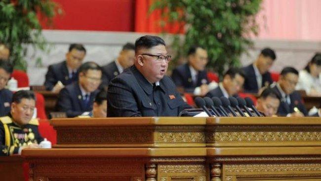 Kuzey Kore lideri Kim, ülkesinin dış dünyayla bağlarını geliştirmek istiyor