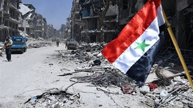 Şam'dan BM'ye mektup: ABD, İsrail ve Türkiye arasında koordinasyon var