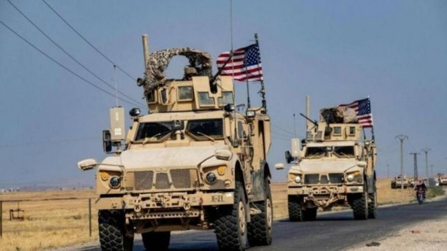ABD liderliğindeki uluslararası koalisyonun konvoyuna saldırı