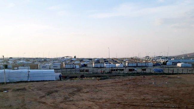 Ezidi kampında şüpheli ölümler