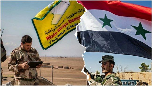 Rojava'da DSG ve Suriye Ordusu arasında esir takası