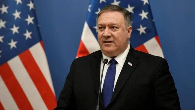 ABD'li diplomatlardan Dışişleri Bakanı Pompeo'ya çağrı