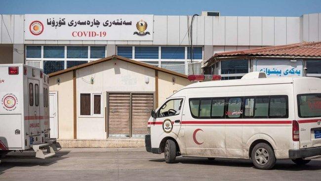 Kürdistan Bölgesi Sağlık Bakanlığı'ndan mutasyonlu virüs uyarısı