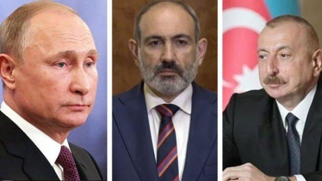 Rusya, Azerbaycan ve Ermenistan arasında 'Karabağ' görüşmesi