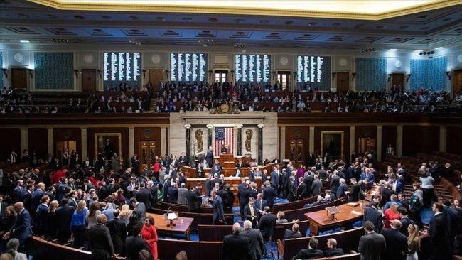 ABD'de Demokratlar, Trump'a karşı azil maddesini içeren tasarıyı meclise sundu