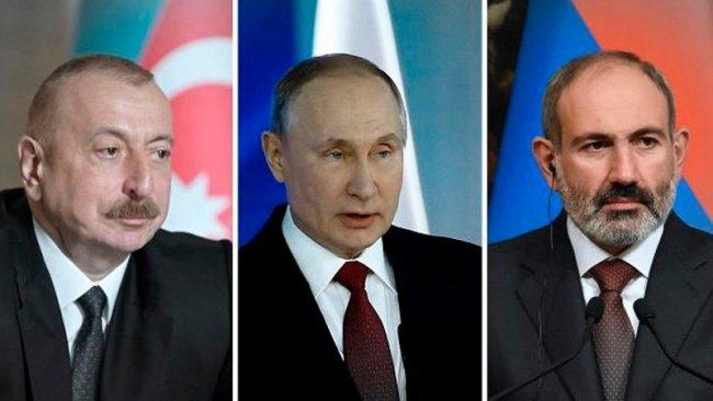 Üç ülkeden 'Karabağ' anlaşması: Ortak çalışma grubu kurulacak
