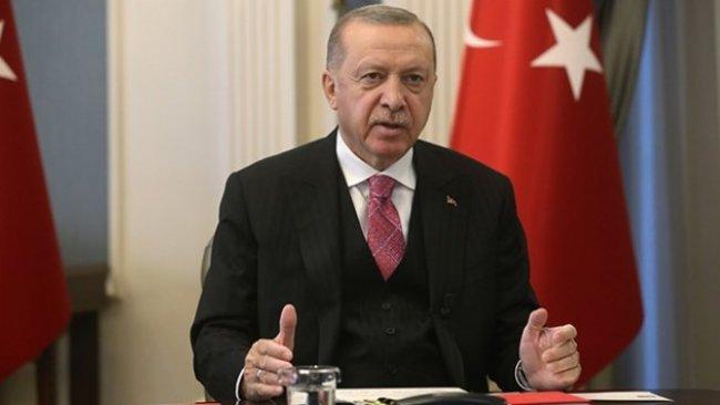 Erdoğan'dan AB'ye çağrı: Toplantıları tekrar başlatalım