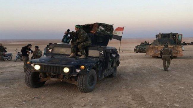 Kerkük'te IŞİD operasyonu