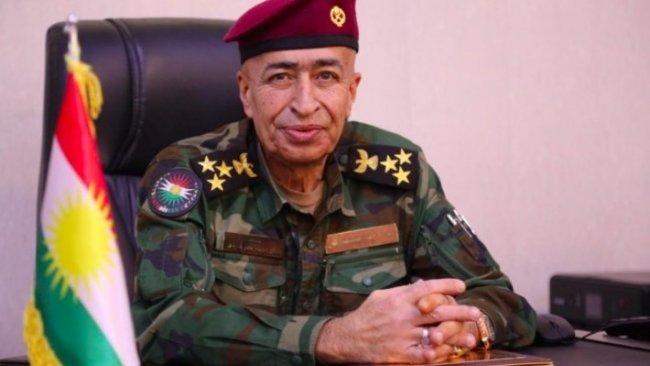 Peşmerge Komutanı Gerdî 2021 yılı Dünya Barış Elçisi unvanını aldı